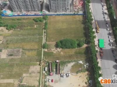 曹县城区一土地被依法征收,将用于房产开发和幼儿园建设