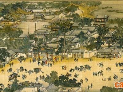 中国历史就是一个买房史,看中国从古到今房价的涨跌
