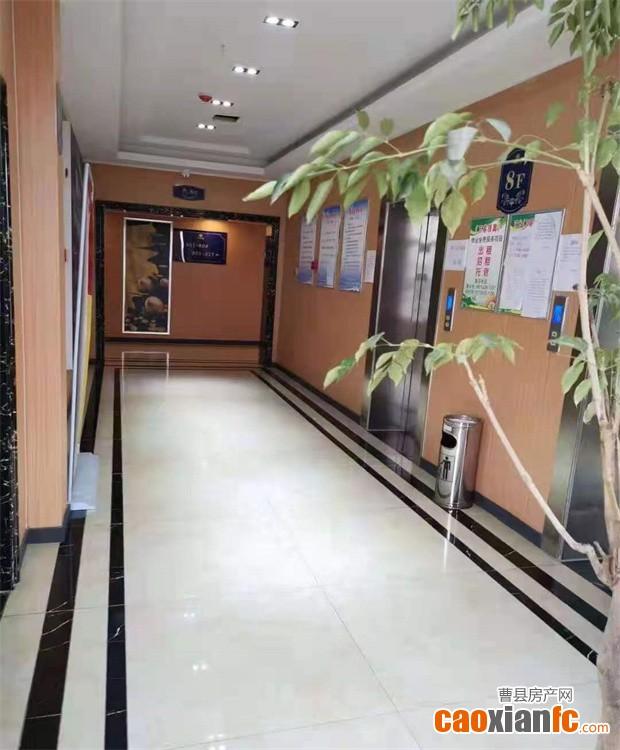 精装修 电梯房 万客领寓 62平29万 南北通透曹县房产标哥