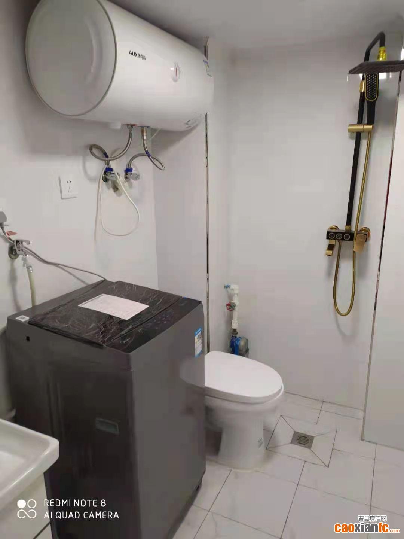 精装修新一中附近公寓 中国财富城复式公寓 曹县房产标哥